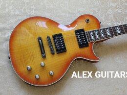 Электрогитары и бас-гитары - Fernandes Monterey Deluxe+Чехол, 0