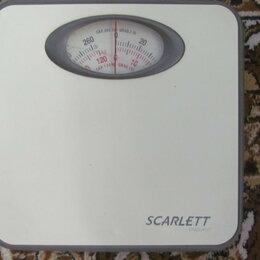 Напольные весы -  Весы напольные SCARLETT, 0