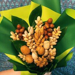 Подарочные наборы - Букет из орехов, 0