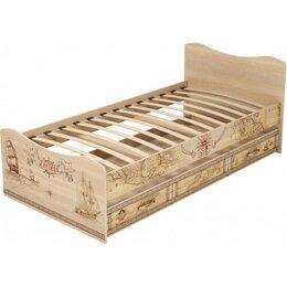 Кроватки - Кровать с ящиком 4 Квест, 0