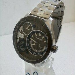 Наручные часы - Часы наручные Police Round Multifunction PL.14638XSTU/61M, 0