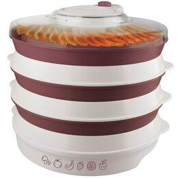 Сушилки для овощей, фруктов, грибов - Сушилка для овощей и фруктов Vitek VT-5056, 0