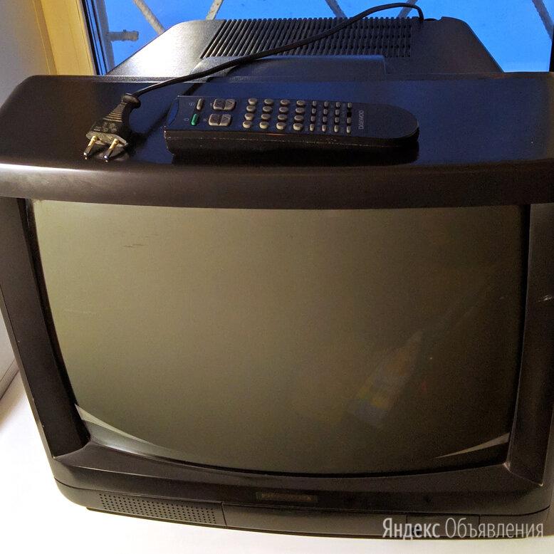 Телевизор Daewoo DMQ-2057 + 60 метров кабеля и антенна  по цене 499₽ - Телевизоры, фото 0