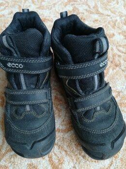 Сапоги, полусапоги - Ботинки Ессо Gore tex р 33, 0