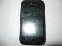 Мобильные телефоны - Samsung Galaxy Ace I6802 Duos Black, 0
