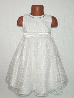 Платья и сарафаны - Платье «NANNETTE». 6 лет, рост 122 см., 0