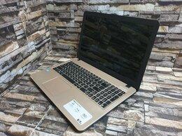 Ноутбуки - Стильный Ноутбук Asus x540sa 4gb/hdd500/win10, 0