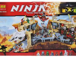 Конструкторы - Lego NinjaGo (аналог) - Bela 79348, 1303 детали, 0