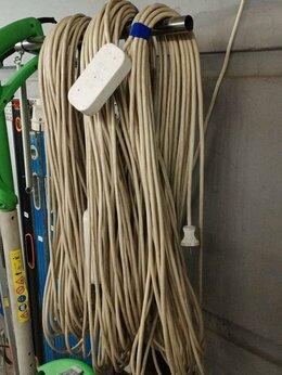 Кабели и провода - Ав78, удлинитель силиконовый 50 метров, 0