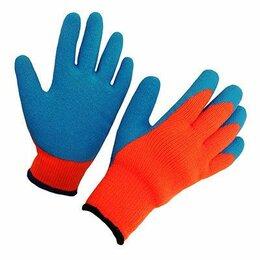 Средства индивидуальной защиты - Перчатки утпеленные, прорезиненные, 0