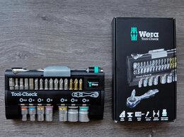 Наборы инструментов и оснастки - Набор WERA Tool-Check 1 SB, 0