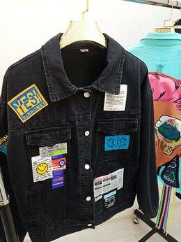 Куртки - Джинсовка Арт. DT.1004.W, 0