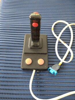 Рули, джойстики, геймпады - Джойстик игровой ретро 90-е годы прошлого века, 0