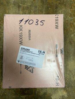 Прочие штукатурно-отделочные инструменты - Лист шлифовальный 230х280 16-Н (F80) КК19XW БАЗ, 0