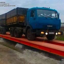 Платформы на яму - Автомобильные весы стационарные ВТА 100 тонн, 0
