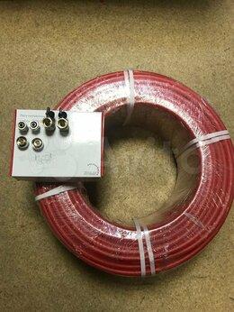 Комплектующие для радиаторов и теплых полов - Комплект теплый водяной пол 20 кв.м, 0