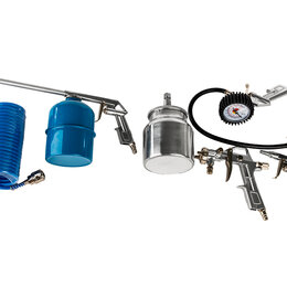 Аксессуары, запчасти и оснастка для пневмоинструмента - Аксессуары для компрессора Союз ВКС-9316-98, 0