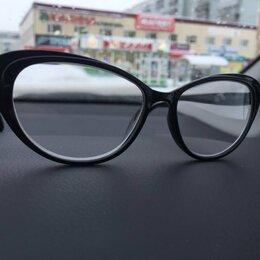 Очки и аксессуары - Очки, оправа кошачий глаз, 0