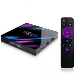 ТВ-приставки и медиаплееры - Смарт тв приставка H96 MAX, 0