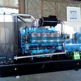 Электрогенераторы и станции - Дизельный генератор - электростанция 500-2000 кВт, 0