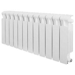 Радиаторы - Радиатор биметаллический rifar Base 350/90/12 секц, 0