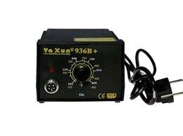 Электрические паяльники - Паяльная станция YaXun YX936B+,без фена, 0
