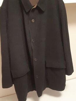 Пальто - Кашемировое мужское пальто Burberry, 0