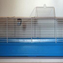 Клетки и домики  - Клетка для грызунов (35х28х46 см), 0