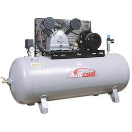 Воздушные компрессоры - Компрессор поршневой, 690 л/мин, 380 В, Ремеза СБ4Ф-270 LB 50, 0