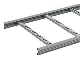 Кабеленесущие системы - SE Лоток лестничный KHZSP-500, 4м оцинк, 0