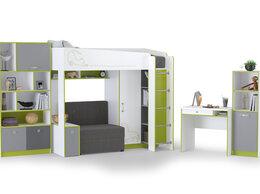 Кровати - Новая детская модульная мебель, 0