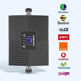 Антенны и усилители сигнала - Усилители сотовой связи 4G 1800 МГц. Band 3 или 2100Мгц Band1, 0