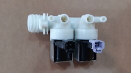 Аксессуары и запчасти - Клапан для стиральной машины Ariston Indesit, 0