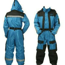 Защита и экипировка - Комбинезон зимний для снегохода охоты рыбалки, 0