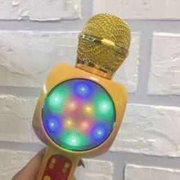 Микрофоны - Микрофон колонка (меняет голос), 0