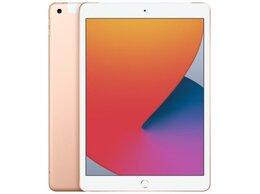 Планшеты - iPad 10.2 (2020) 128 LTE Gold- Новый, 0