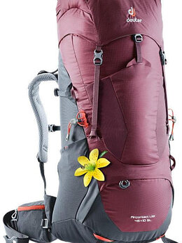 Рюкзаки - Рюкзак DEUTER Aircontact Lite 45+10 SL цвет…, 0
