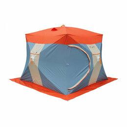 Палатки - Палатка для зимней рыбалки Нельма Куб-3 люкс, 0