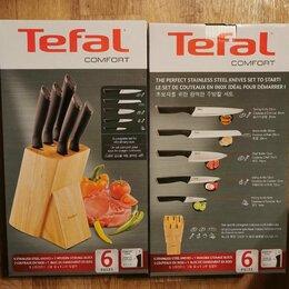 Ножи кухонные - Набор кухонных ножей Tefal K221SA14, 0