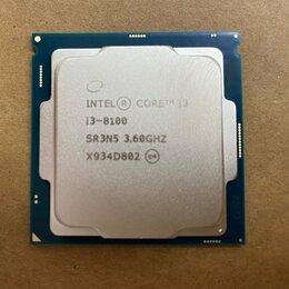 Процессоры (CPU) - Процессор Intel® Core™ i3-8100 LGA 1151 v2 tray, 0