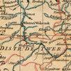 Гравированная кабинетная карта 1758 года России и северных стран S6710 по цене 220000₽ - Гравюры, литографии, карты, фото 7