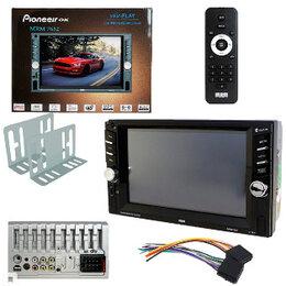 Автоэлектроника и комплектующие - Автомагнитола Pioneeirok MRM 7652 (новая), 0