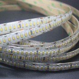 Светодиодные ленты - Лента светодиодная 3014 12В 24Вт/м холодный белый, 0