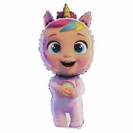 Воздушные шары - Шар Кукла Cry Babies, 0