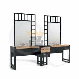 """Мебель для салонов красоты - Парикмахерское зеркало """"Кентуки"""", 0"""