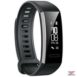 Умные часы и браслеты - Фитнес-браслет Huawei Sports Band чёрный, 0