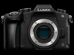 Фотоаппараты - Цифровая камера lumix DMC-G80EE, 0
