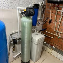 Фильтры для воды и комплектующие - Очистка воды / Система обезжелезивания воды, 0