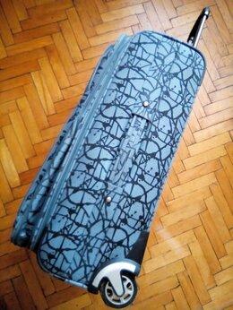 Чемоданы - Усиленный чемодан на колеcах усиленный (большой), 0