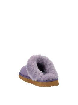 Домашняя обувь - Тапочки домашние из натурального меха, 0